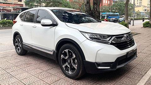 Honda CR-V gây sốc mạnh khi có giá rẻ hơn Mazda CX-5 tại VN