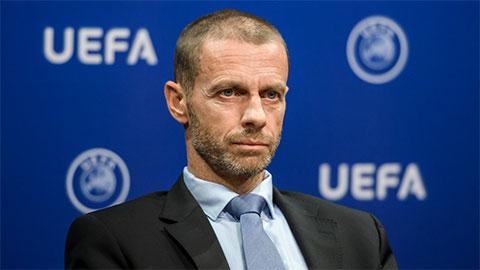 UEFA dọa cấm nhiều giải đấu dự cúp châu Âu mùa tới