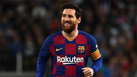 Bí mật đằng sau việc Messi từ chối nhận bóng ở vài phút đầu trận