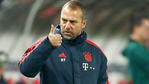 Sếp Bayern ưa Flick vì khả năng thúc đẩy cầu thủ trẻ phát triển