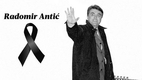 Cựu HLV của Real và Barca, Radomir Antic qua đời ở tuổi 71