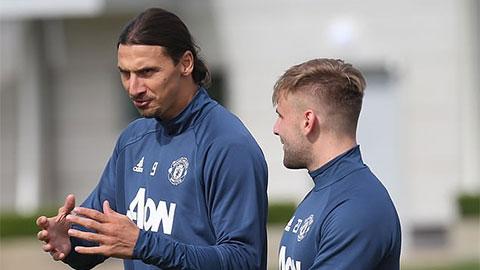 Sao M.U hé lộ sự khắc nghiệt khi tập luyện cùng Ibrahimovic