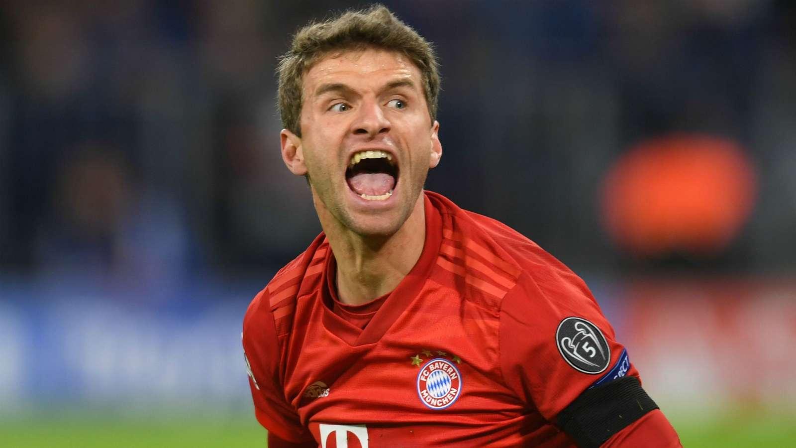 Mueller tiếp tục ở lại Bayern