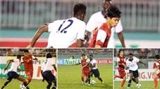 U19 Việt Nam - U19 Tottenham: Chiến binh Sao Vàng rượt đuổi tỷ số ngoạn mục