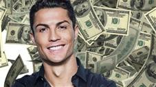 Cristiano Ronaldo giàu cỡ nào?