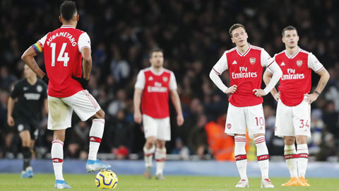 Arsenal lần đầu thua lỗ sau 2 thập kỷ: Tại Sanllehi, hay… tại Wenger?