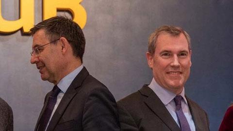 Barca binh biến: Chủ tịch thanh trừng, Phó chủ tịch đảo chính