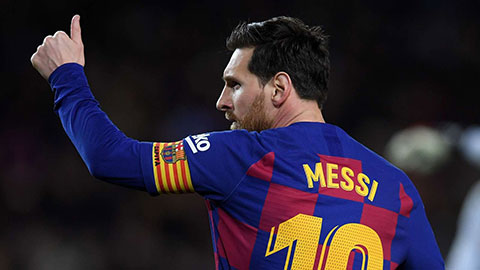 Sếp La Liga không đoái hoài chuyện Messi rời Barca
