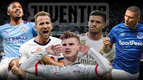 5 tiền đạo Juventus có thể mang về Hè này thay Ronaldo