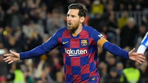 Chẳng ai ở Barca xưa kia nghĩ Messi là cầu thủ xuất sắc nhất mọi thời đại