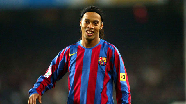 Hidalgo vẫn luôn nhớ tới Ronaldinho