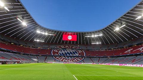 Bundesliga trở lại vào đầu tháng Năm, nhưng trên sân không khán giả