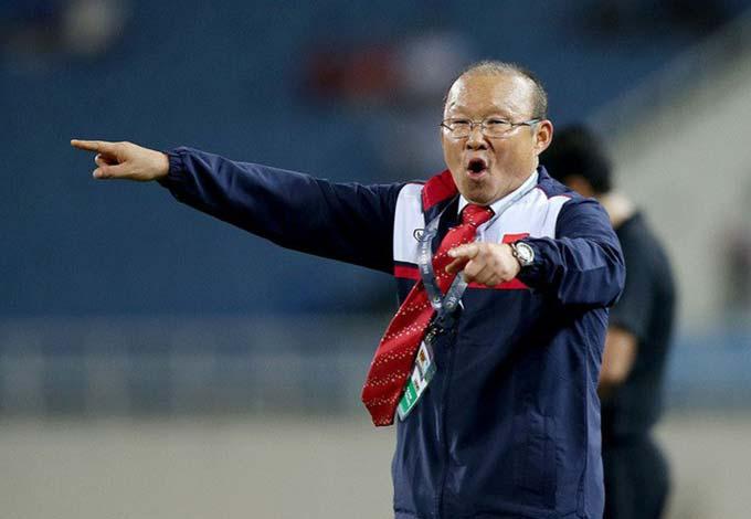 HLV Park Hang Seo có thể chỉ đạo bình thường tại AFF Cup 2020