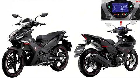 Yamaha Exciter 155 được kỳ vọng sẽ ra mắt tại Việt Nam vào cuối năm nay