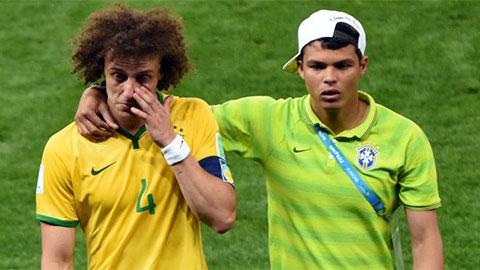 Đội hình Brazil thảm bại 1-7 trước Đức ở World Cup 2014 giờ ra sao?