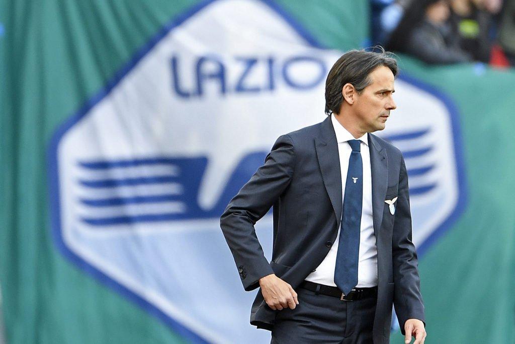 Từ một phương án chữa cháy, Simone đã trở thành HLV tốt của Lazio