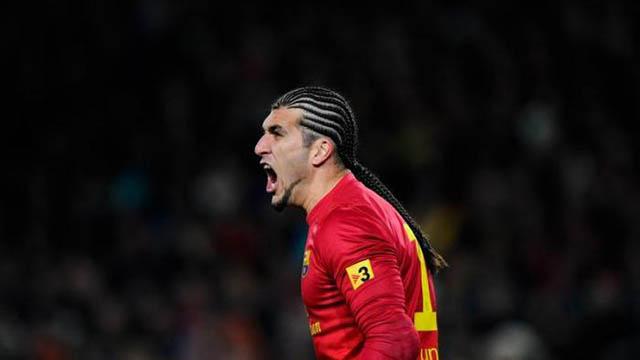 Pinto giành được nhiều danh hiệu ở Barca dù không được bắt chính nhiều