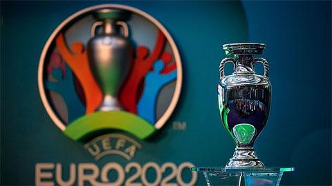 Xác định thời gian đá nốt các trận play-off EURO 2020