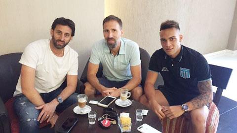 Inter: Lautaro & cái duyên tri ngộ với Milito