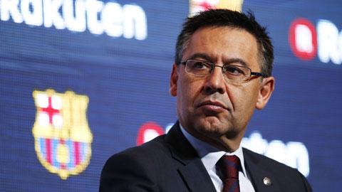 Kết quả kiểm toán bị rò rỉ: BLĐ Barca có dấu hiệu tham nhũng