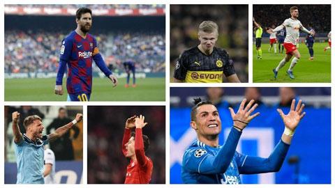 Lionel Messi: Vua ở La Liga nhưng chỉ là Hoàng tử tại châu Âu