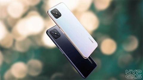 Oppo A92s sắp ra mắt với thiết kế siêu đẹp, camera của Sony, pin 4000mAh