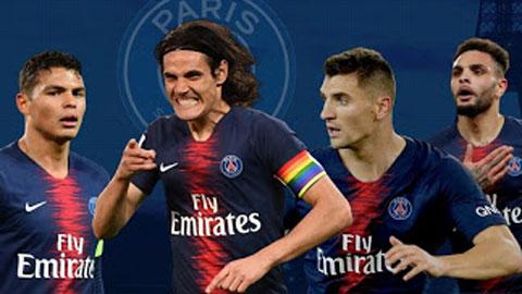 PSG có thể mất Cavani, Neymar, Mbappe cùng nửa đội hình chính