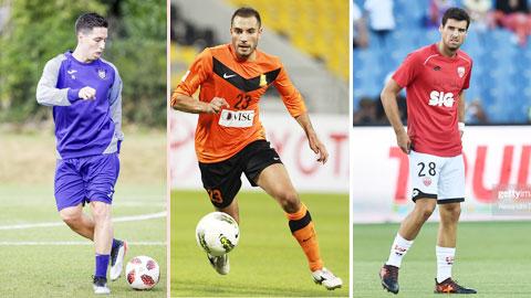 """Nasri, Meghni, Gourcuff... từng được coi là những """"Zidane mới"""""""