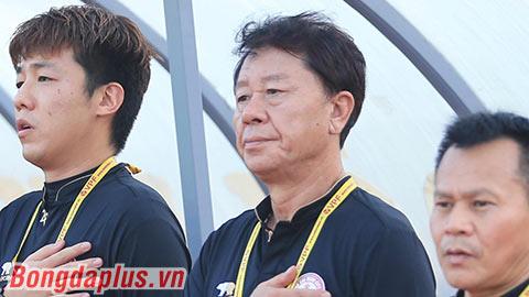 HLV Chung Hae Soung 'hiến kế' điều chỉnh lịch thi đấuV.League