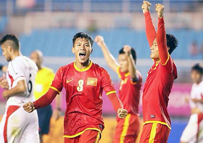 Olympic Việt Nam từng gây sốc trước Iran ở ASIAD 2014