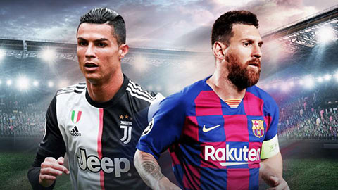 Ronaldo & Messi sẽ không bị giảm giá trị vì Covid-19