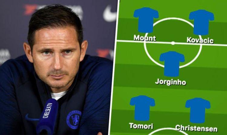 Vai trò của Kovacic và Jorginho đã đủ đầy khiến Lampard thấy bối rối với Kante