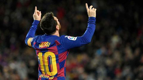 """""""Messi không phải người của hành tinh này"""""""