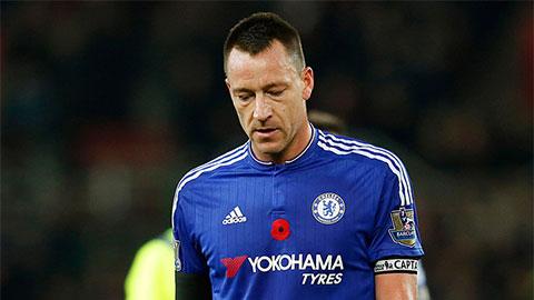 Terry vẫn tiếc cho tài năng tàn lụi quá sớm ở Chelsea