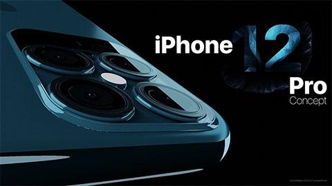 iPhone 12 Pro sẽ có cụm camera lớn như Samsung Galaxy S20 Ultra