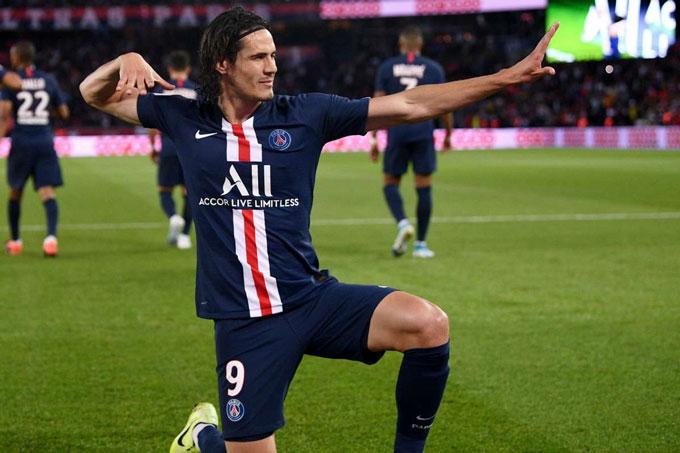 Cavani vẫn muốn chơi bóng ở châu Âu sau khi rời PSG