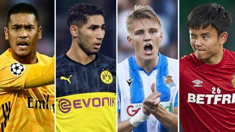 12 cầu thủ của Real Madrid tiến thoái lưỡng nan vì Covid-19