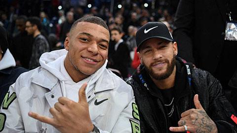 Neymar sắp trở lại Pháp để hội quân với PSG