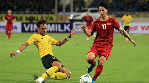 ĐT Malaysia không từ bỏ tham vọng lên số 1 Đông Nam Á