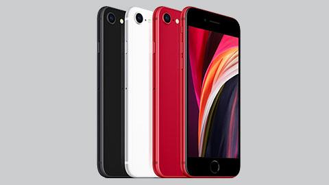 iPhone SE 2020 ra mắt đẹp như iPhone 8, mạnh ngang iPhone 11, giá rẻ bất ngờ