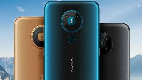 Nokia 7.3 thiết kế tuyệt đẹp, chạy Snap 765, 4 camera ống kính Zeiss, giá ngon