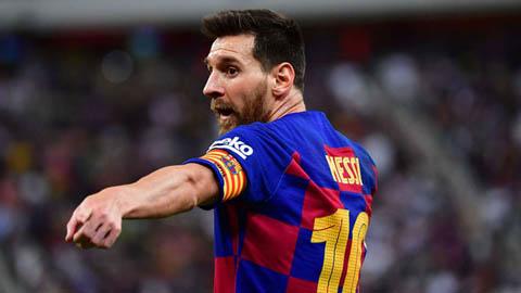 HLV Barca tiết lộ sự thật về tin đồn Messi sang Man City