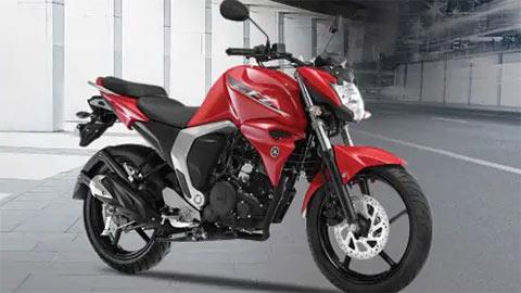 'Đàn anh' của Yamaha Exciter 150 kiểu dáng hầm hố, giá rẻ đấu Honda CB150R, Suzuki GSX-S150