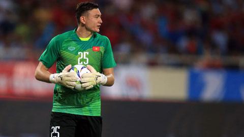 Muốn Văn Lâm dự AFF Cup, thầy Park phải hỏi ý Muangthong Utd