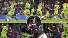 Tròn 13 năm Messi ghi bàn thắng đẹp nhất lịch sử cho Barca