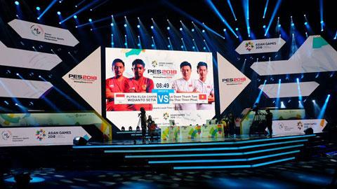 ESport bóng đá & tấm gương từ Đông Nam Á