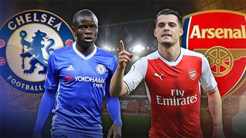Tại sao Arsenal bỏ Kante chọn Xhaka để phải nhận 'trái đắng'?