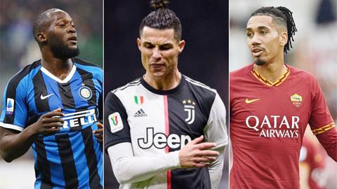 Đội hình hay nhất Serie A 2019/20: Có Smalling, vắng Lukaku, bất ngờ Ronaldo