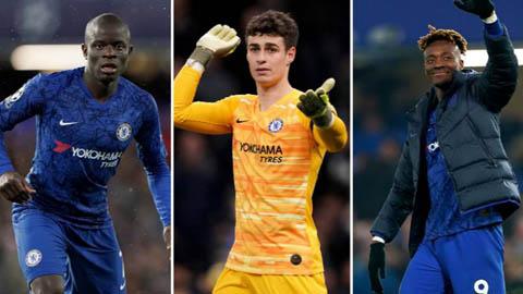 Dàn sao Chelsea sẽ nhận lương bao nhiêu sau khi đồng ý giảm 10%?