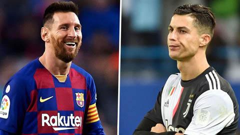 Messi và Ronaldo chỉ cần 3-4 năm đỉnh cao để phá kỷ lục của Rooney ở M.U